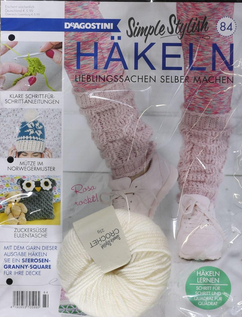 Simple Stylish Häkeln 842018 Zeitungen Und Zeitschriften Online