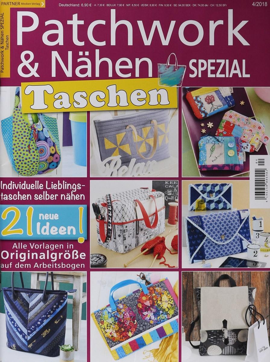 PATCHWORK & NÄHEN SPEZIAL 4/2018 - Zeitungen und Zeitschriften online