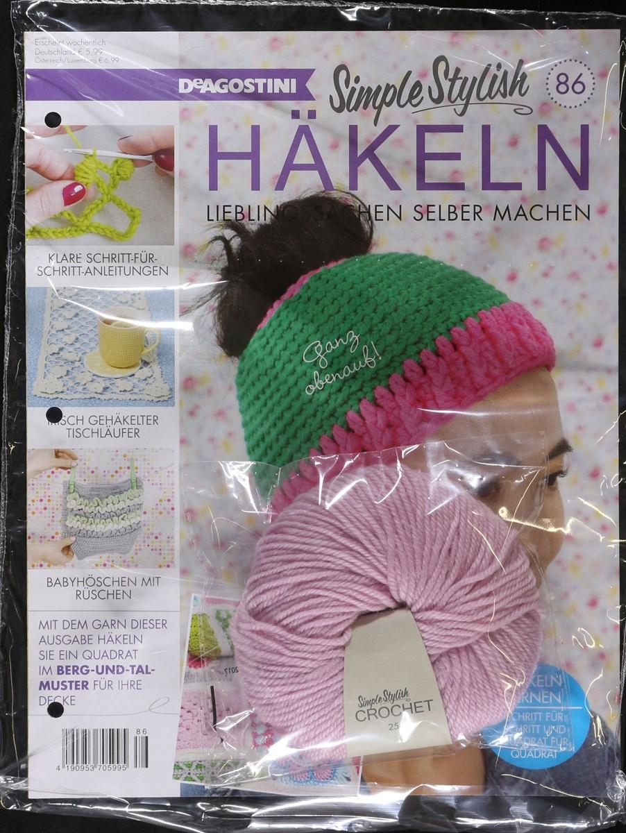 Simple Stylish Häkeln 862018 Zeitungen Und Zeitschriften Online