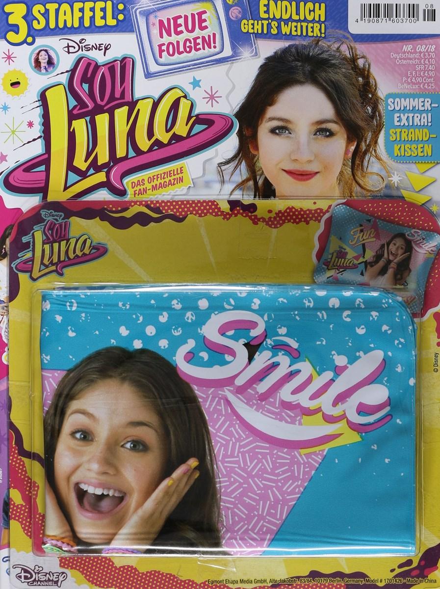 Disney Soy Luna 82018 Zeitungen Und Zeitschriften Online