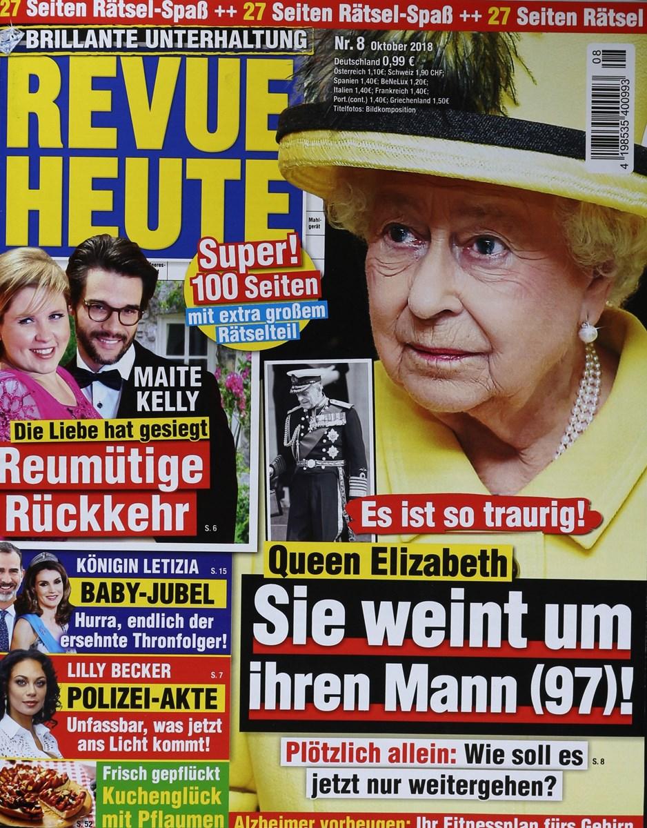 Bild-Zeitung Heute