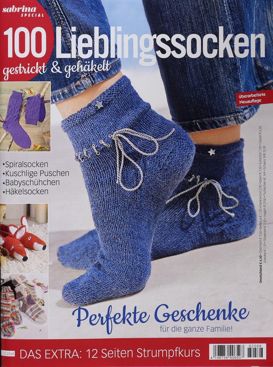 100 Lieblingssocken Sabrina Special 25682018 Zeitungen Und