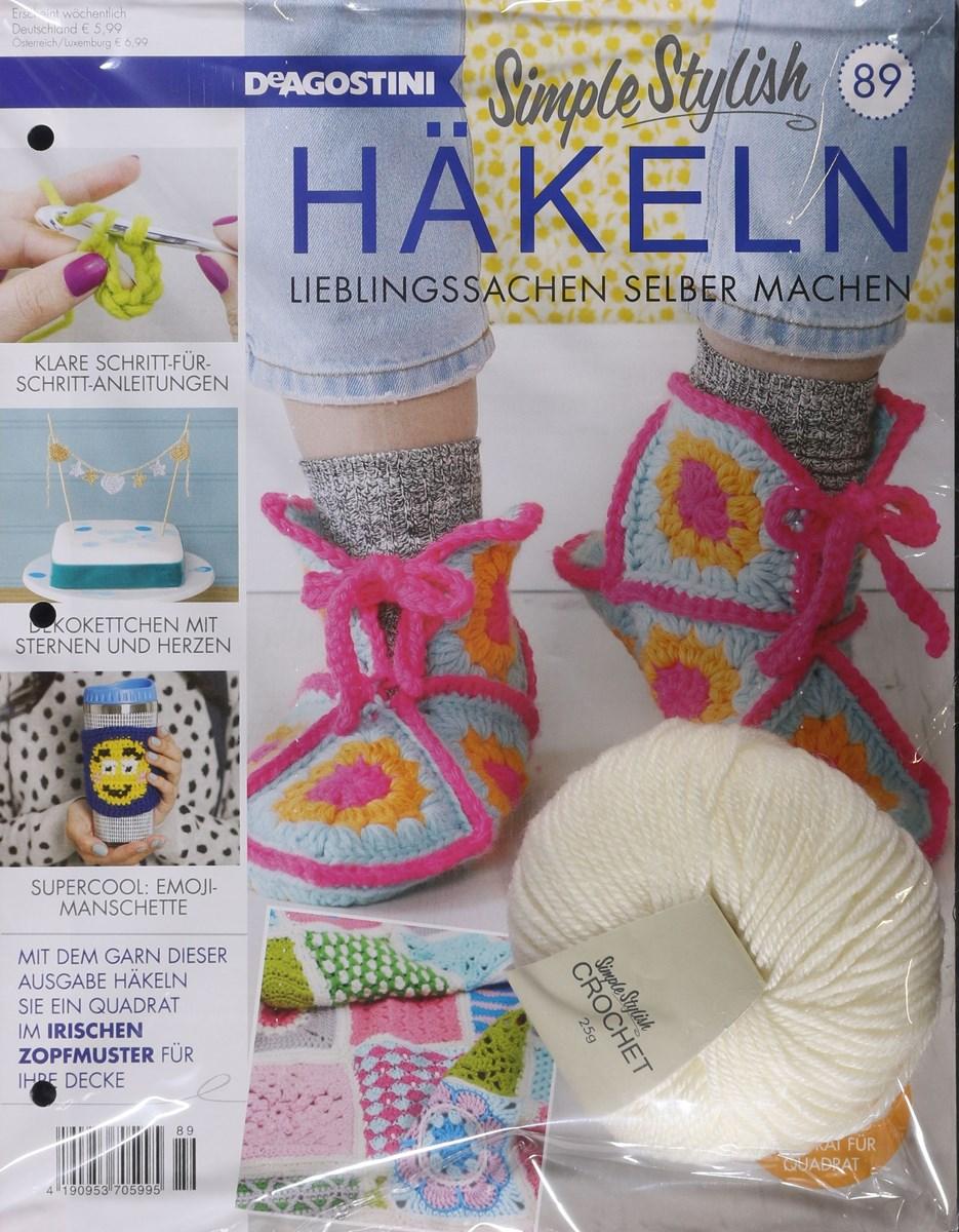Simple Stylish Häkeln 892018 Zeitungen Und Zeitschriften Online