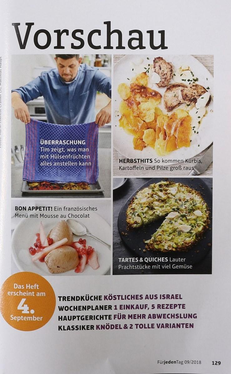 Essen Trinken Für Jeden Tag 92018 Zeitungen Und Zeitschriften