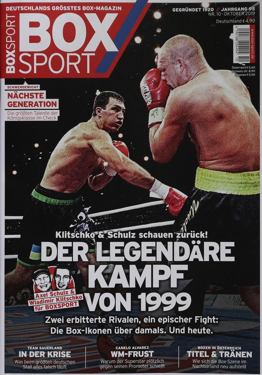 Boxsport