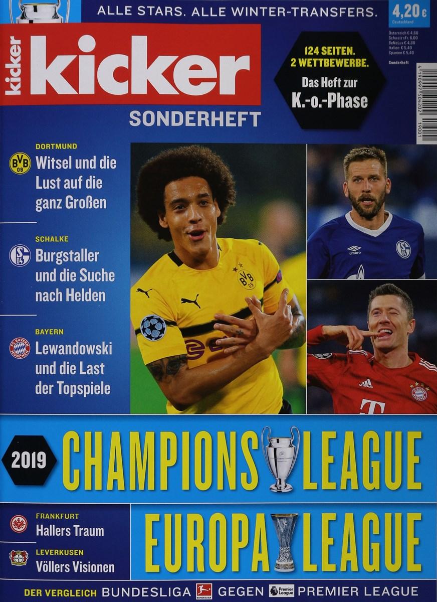 Kicker Euro League