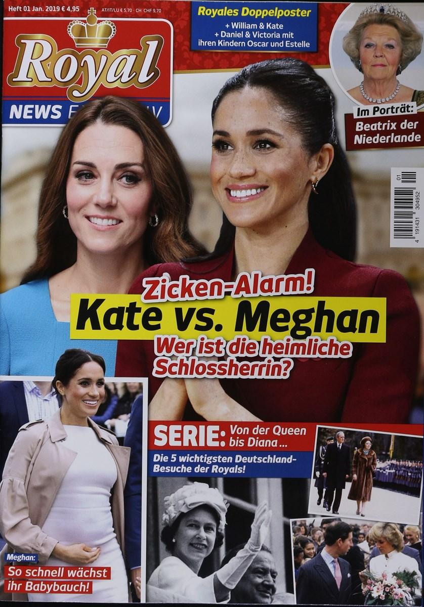 Royal News Exklusiv