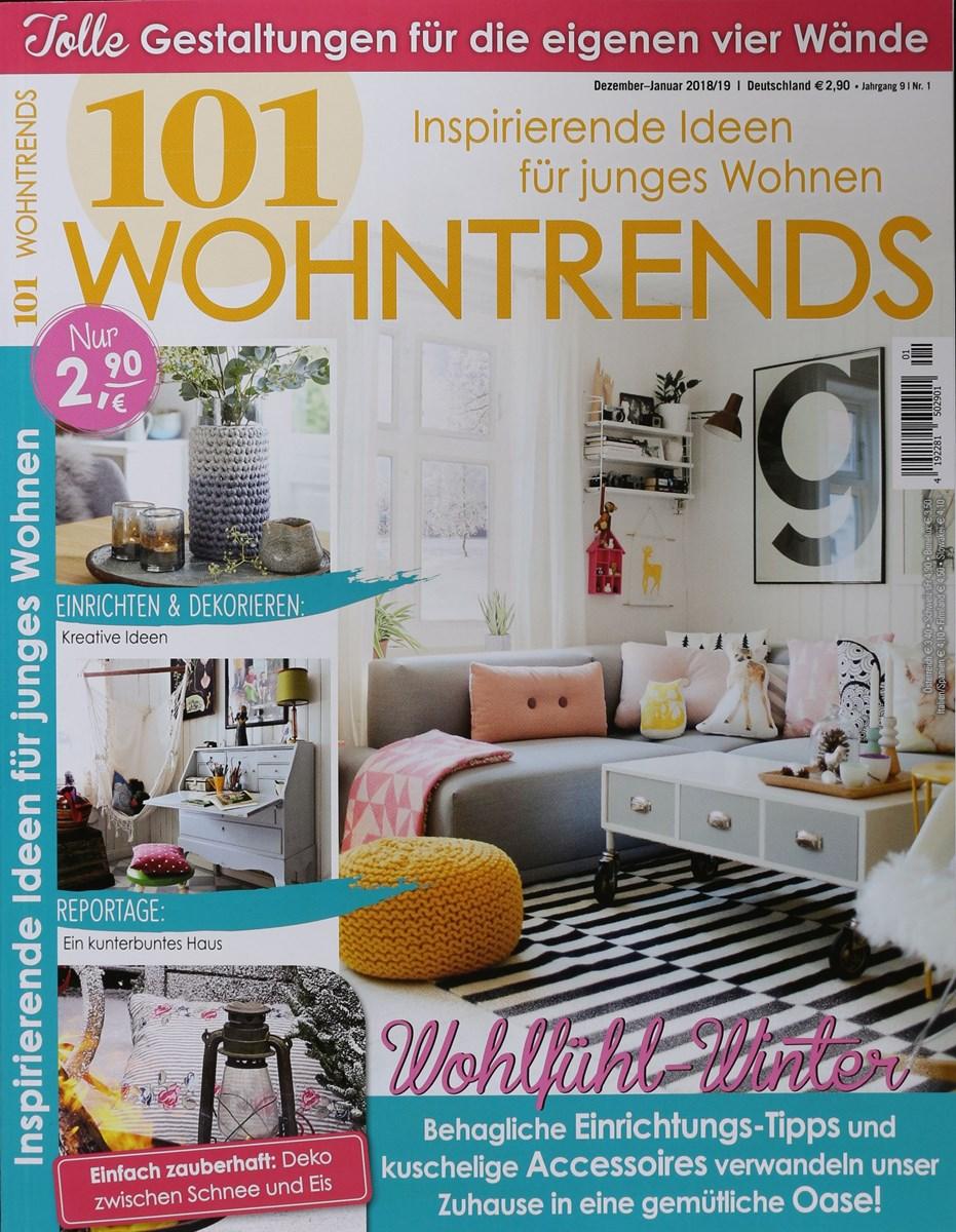101 Wohntrends 12019 Zeitungen Und Zeitschriften Online