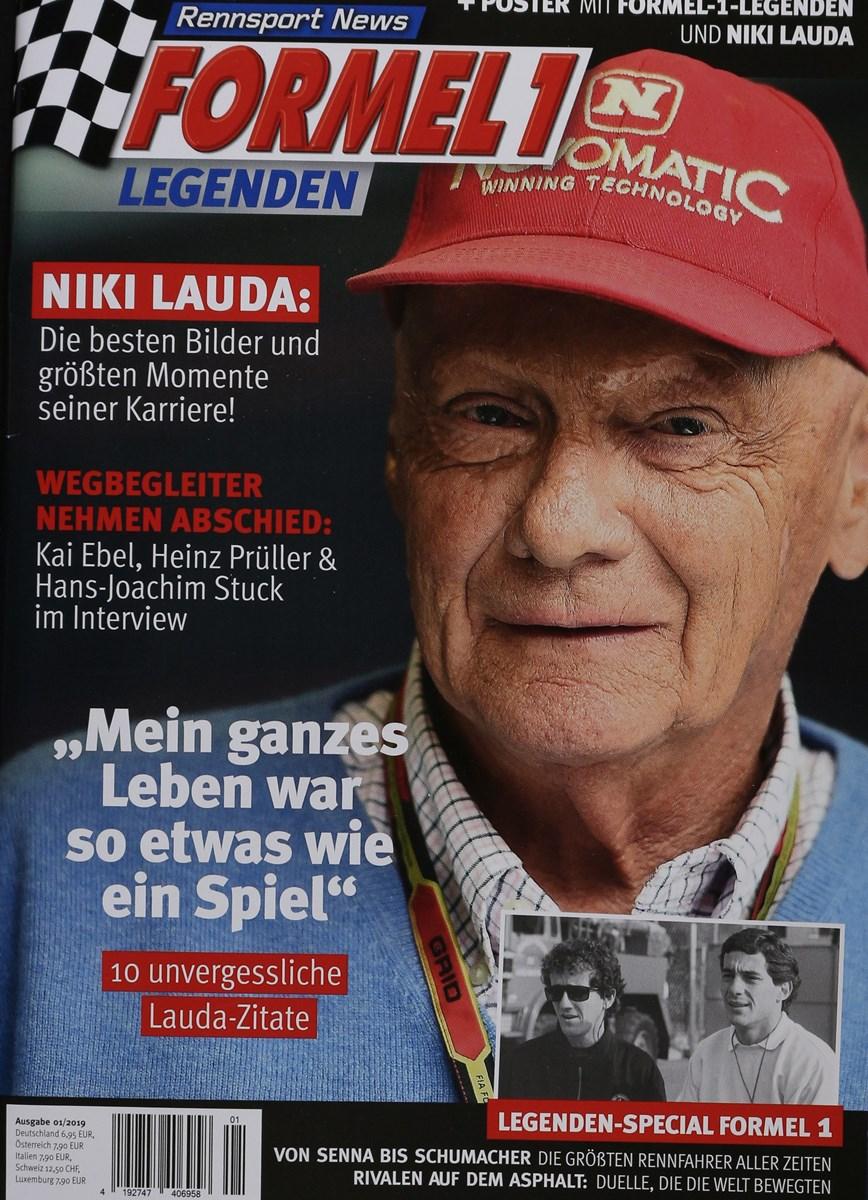 Formel 1 Legenden