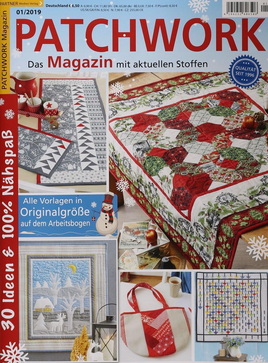 Patchwork Magazin 12019 Zeitungen Und Zeitschriften Online