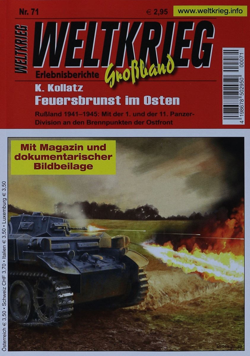 Weltkrieg 2019
