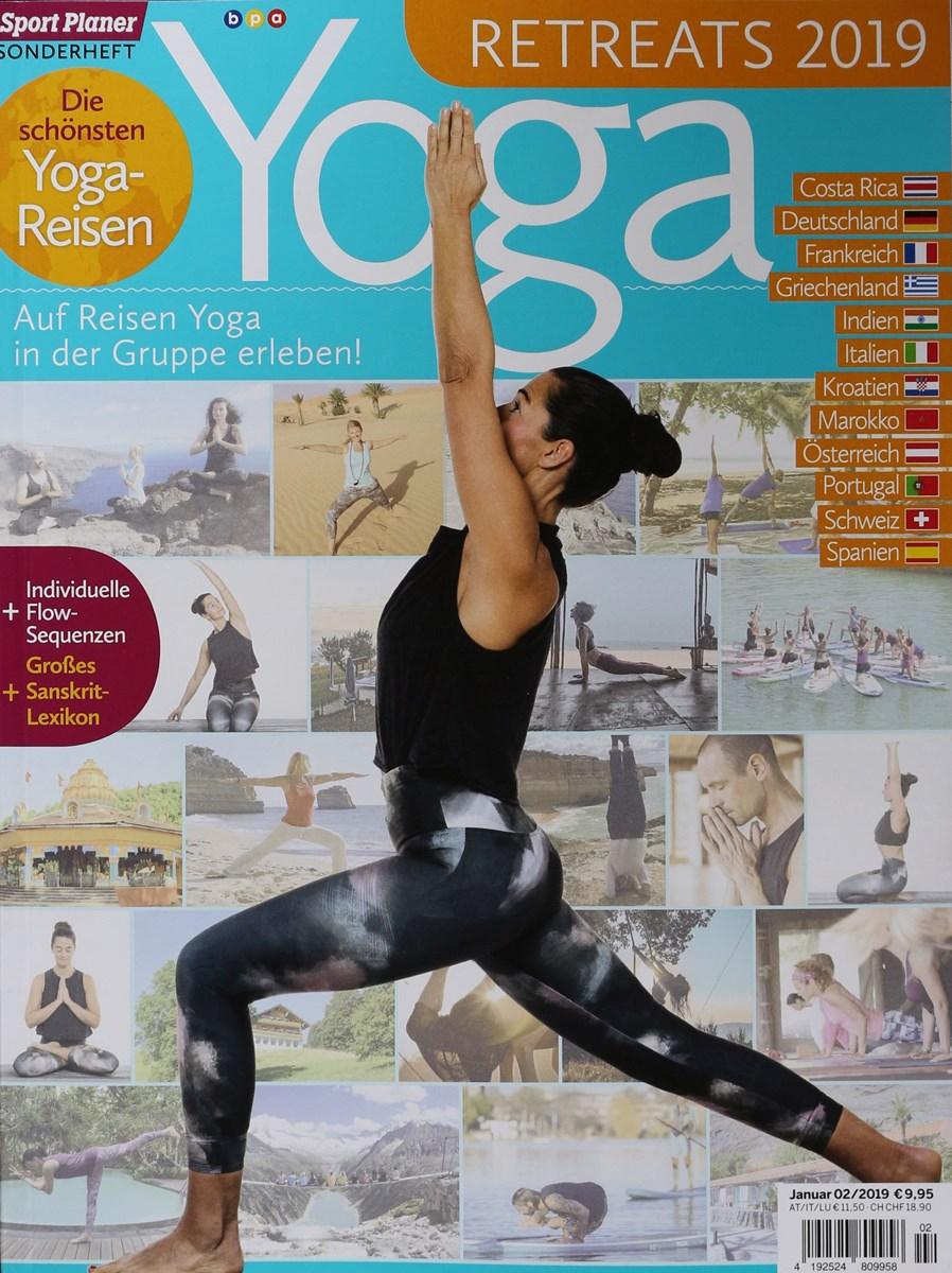 Sport Planer Sonderheft Yoga 22019 Zeitungen Und Zeitschriften Online