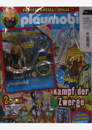 PLAYMOBIL MAGAZIN ZVM