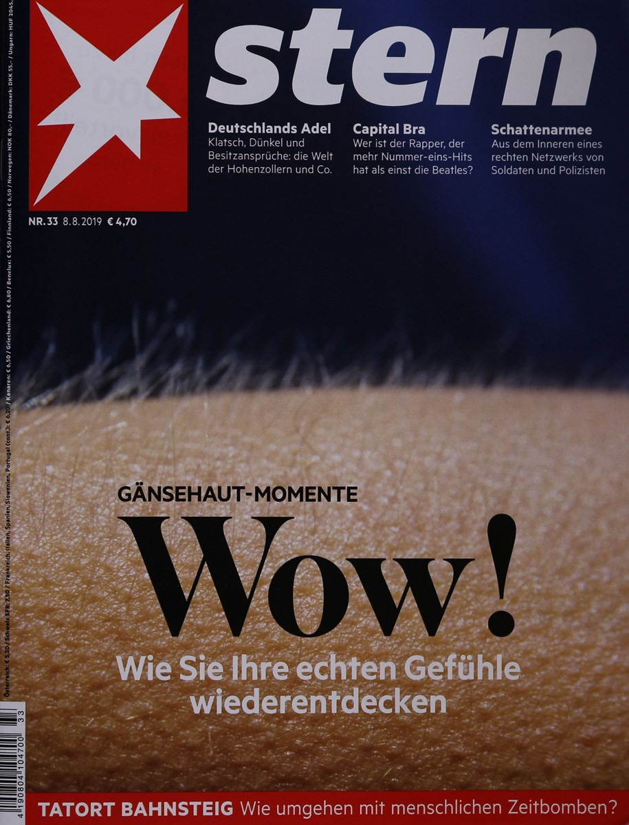 STERN 8/8   Zeitungen und Zeitschriften online