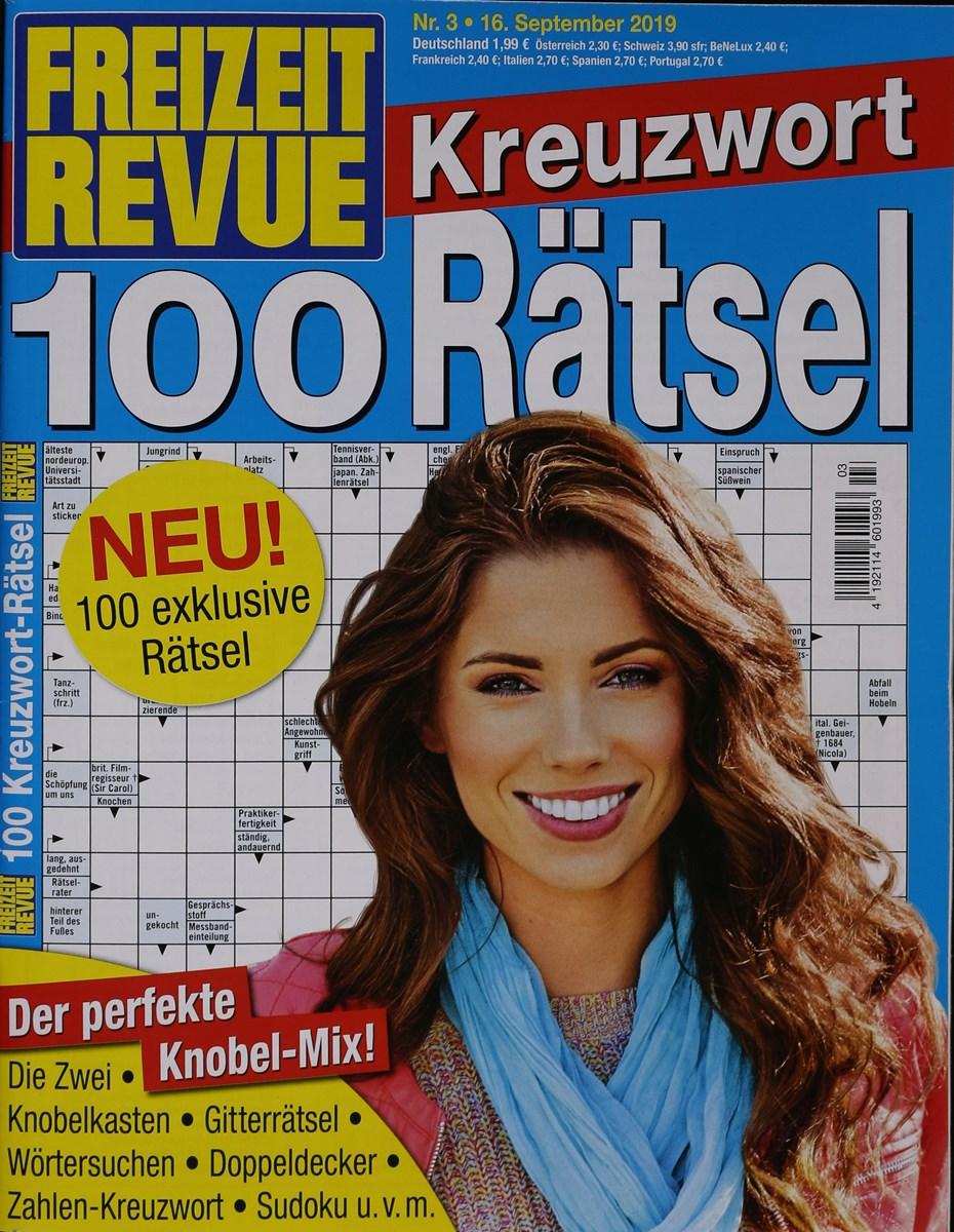 Kreuzwort-Raetsel
