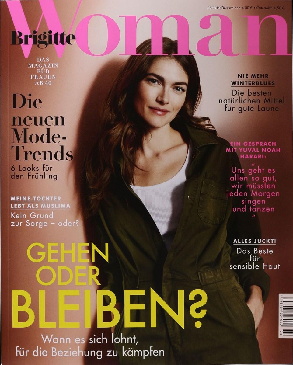 Brigitte Woman 3 2019 Zeitungen Und Zeitschriften Online