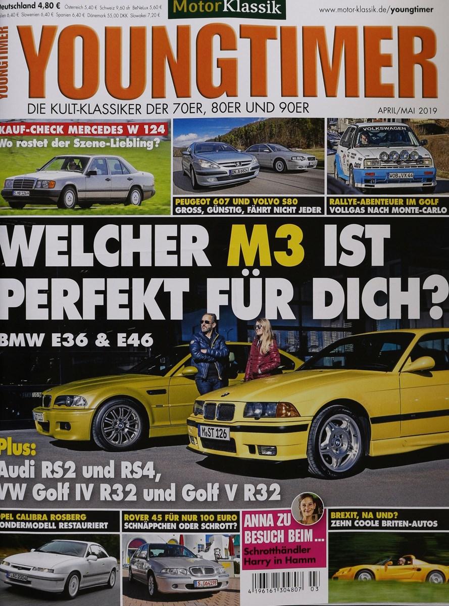 MOTOR KLASSIK YOUNGTIMER 3/2019 - Zeitungen und ...