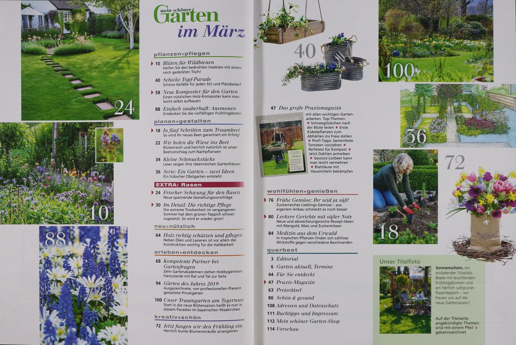 Mein Schöner Garten 32019 Zeitungen Und Zeitschriften Online