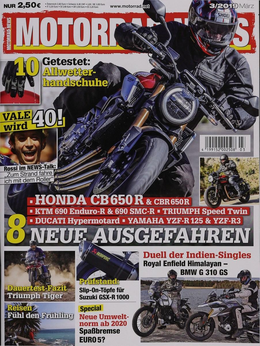 Motorrad News Abo mit 10 € Prämie Zeitschriften Preisvergleich