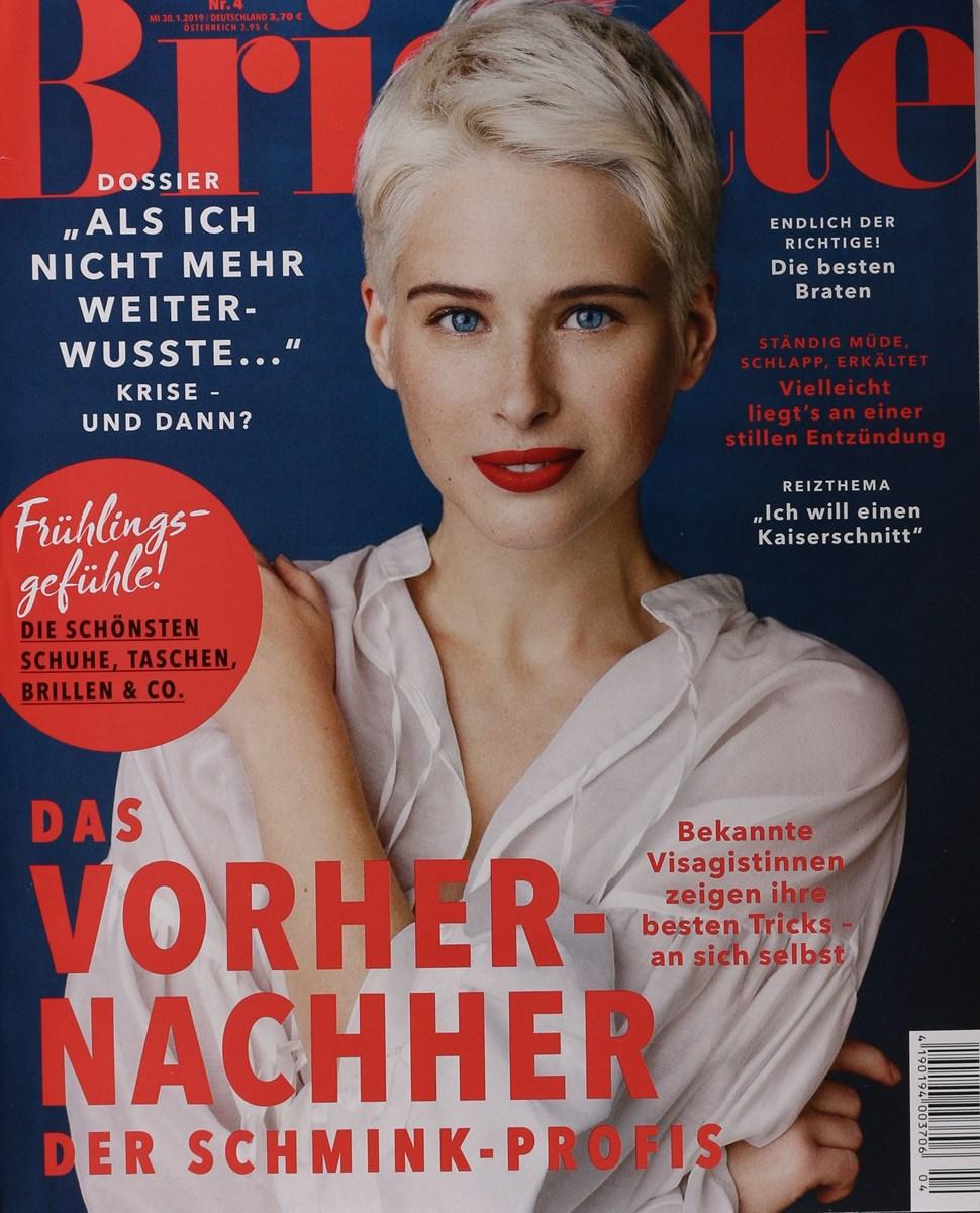 Brigitte 4 2019 Zeitungen Und Zeitschriften Online