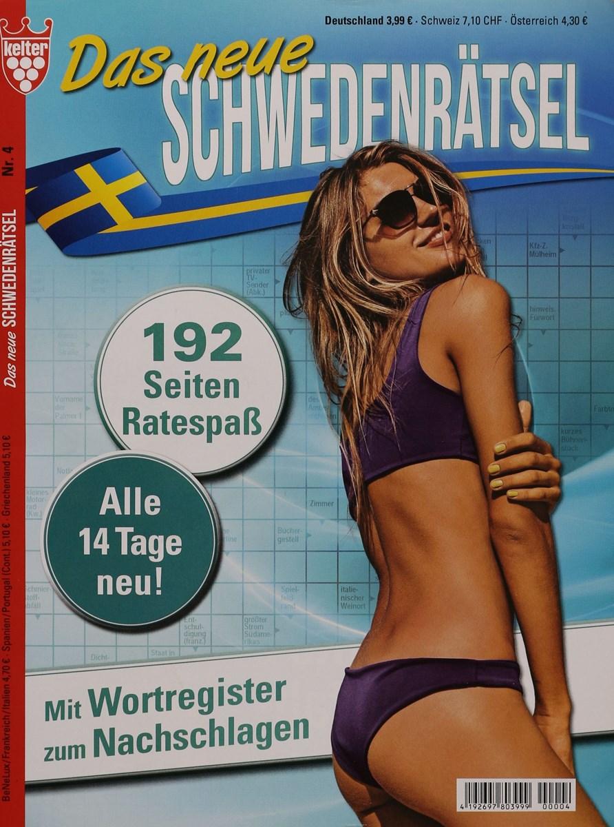 Schwedenrätsel Online