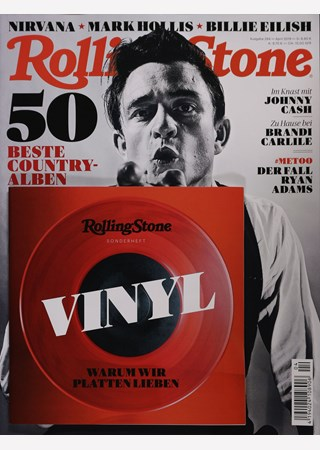 ROLLING STONE (D)+CD