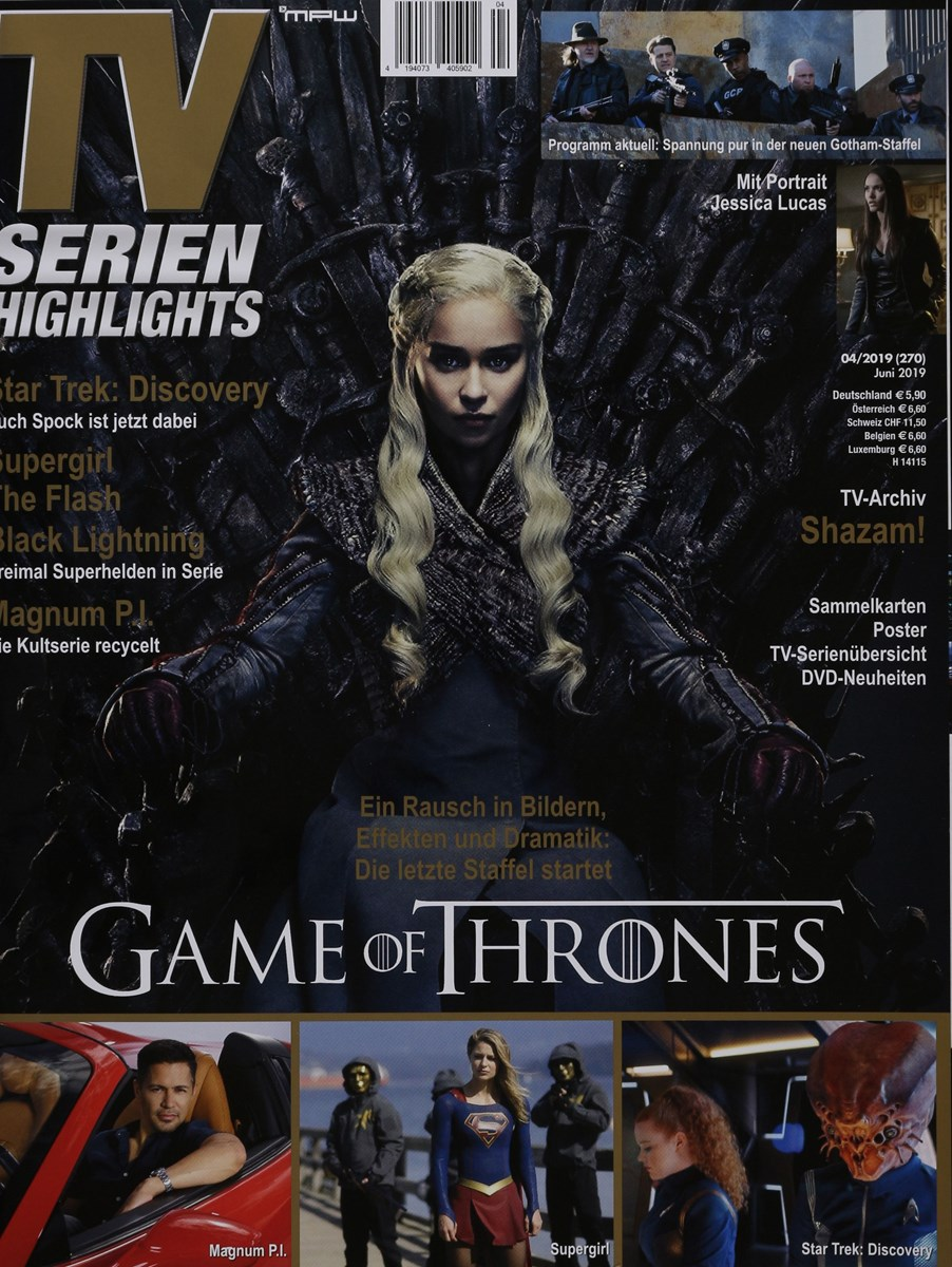 Tv Serien Highlights