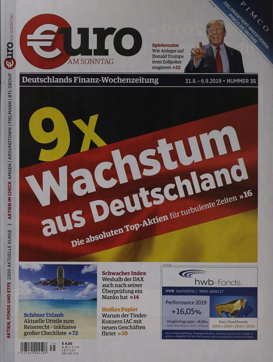 Wikifolio Euro Am Sonntag