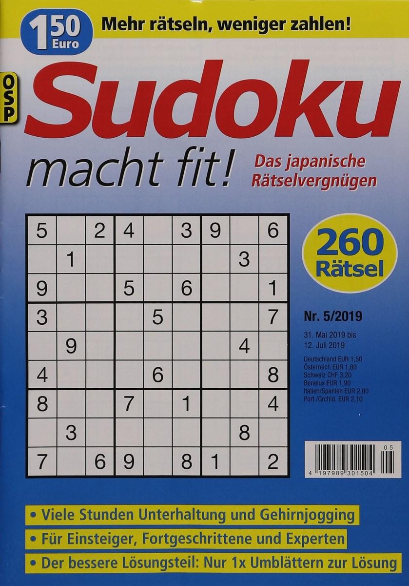 rheinzeitung sudoku