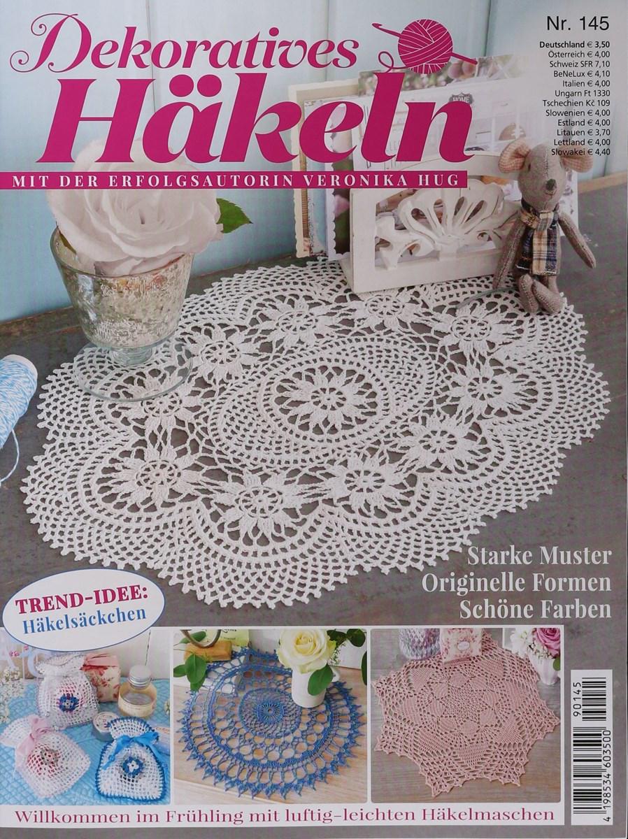 Dekoratives Häkeln 1452019 Zeitungen Und Zeitschriften Online