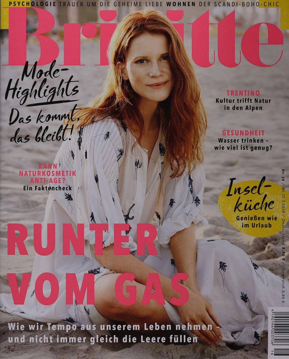Brigitte 16 2019 Zeitungen Und Zeitschriften Online