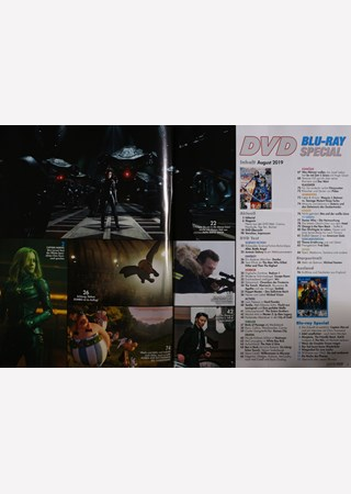 DVD - BLU-RAY SPECIAL