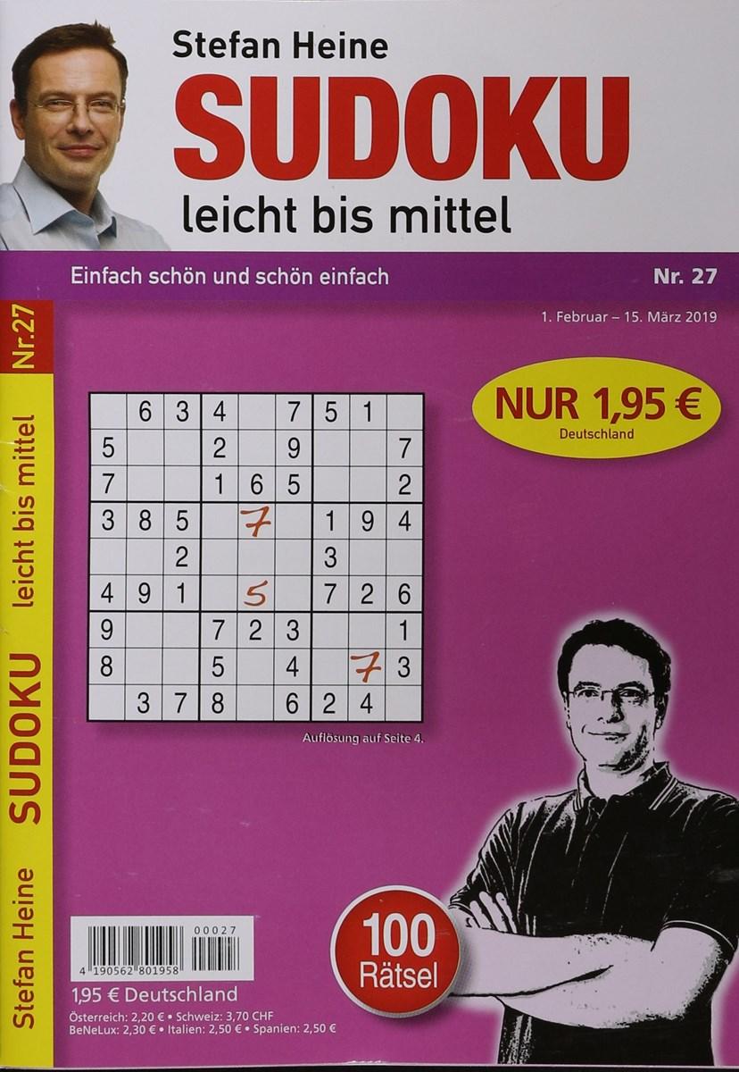 Der Tagesspiegel Sudoku