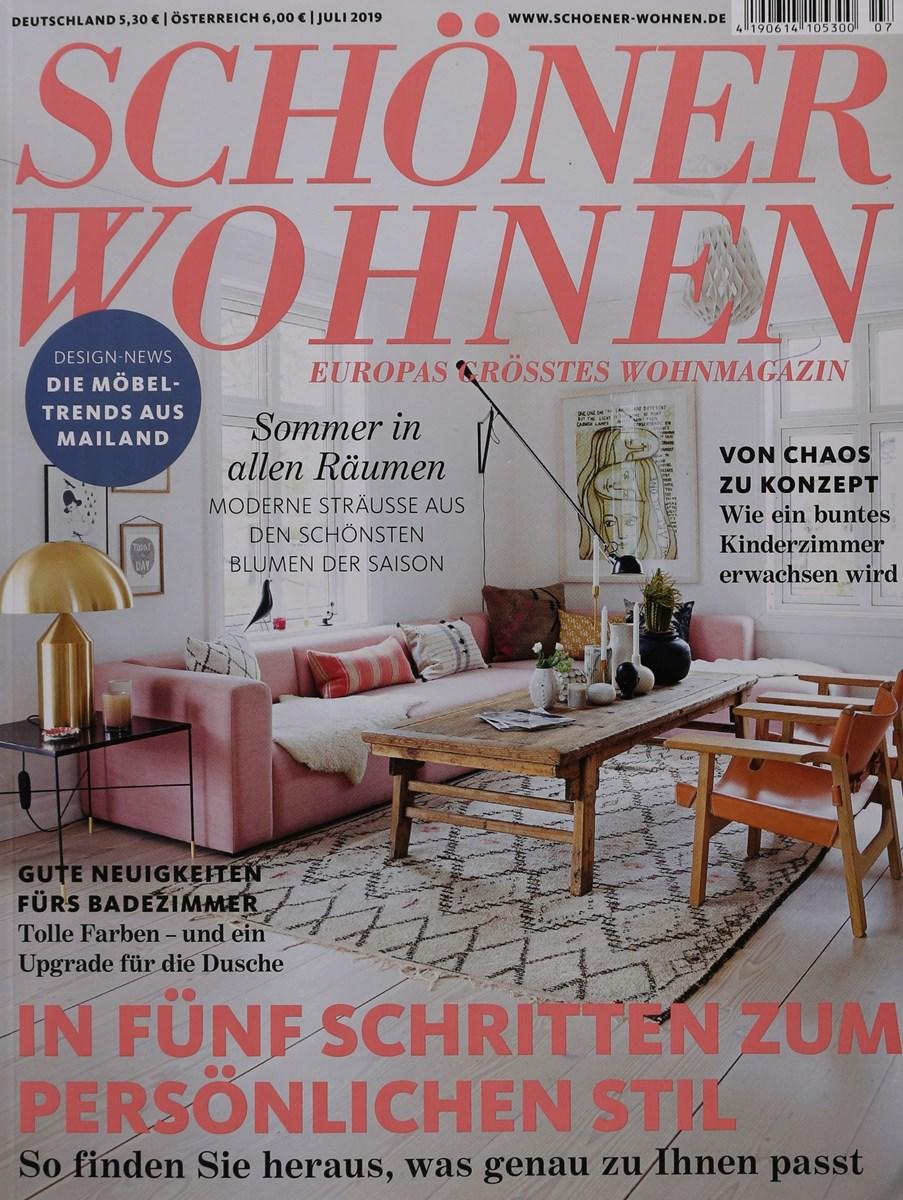 Schoner Wohnen 7 2019 Zeitungen Und Zeitschriften Online