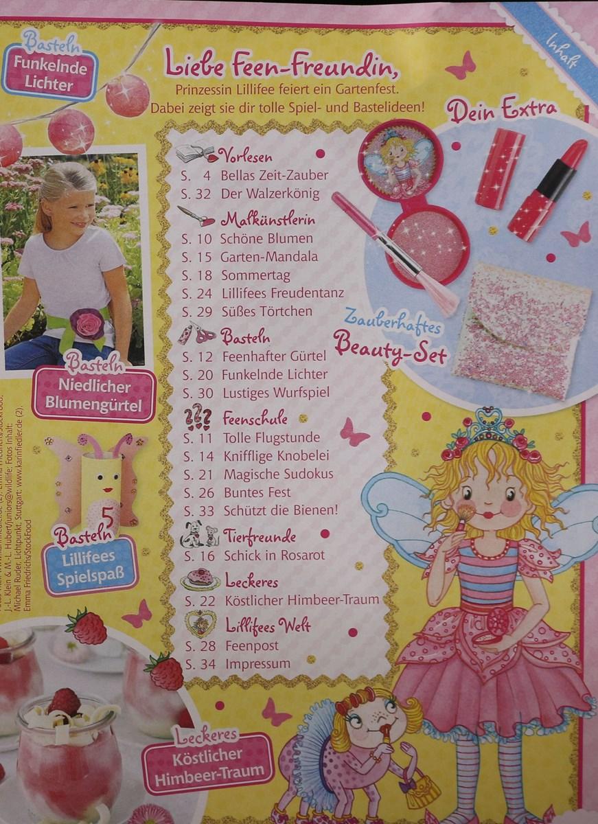 Prinzessin Lillifee 72019 Zeitungen Und Zeitschriften Online