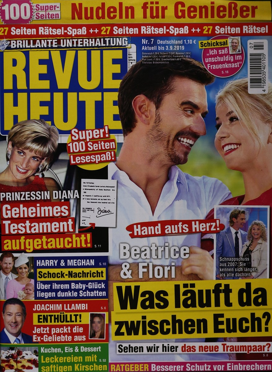 Bild Zeitung Von Heute Titelseite