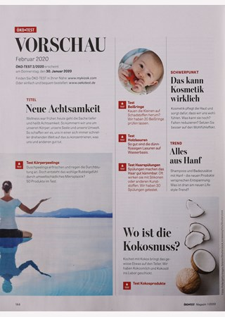 ÖKO TEST MAGAZIN