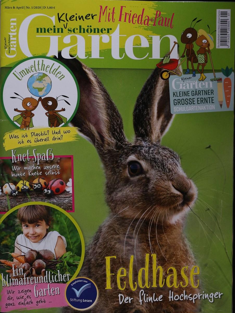 Mein Kleiner Schoner Garten Mit Frieda Paul 1 2020 Zeitungen Und Zeitschriften Online