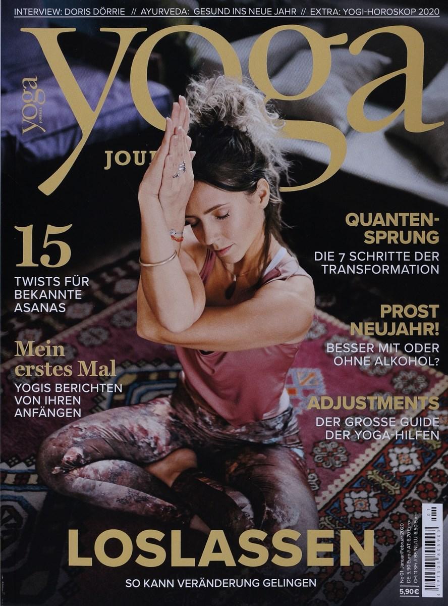 Yoga Journal 1 2020 Zeitungen Und Zeitschriften Online