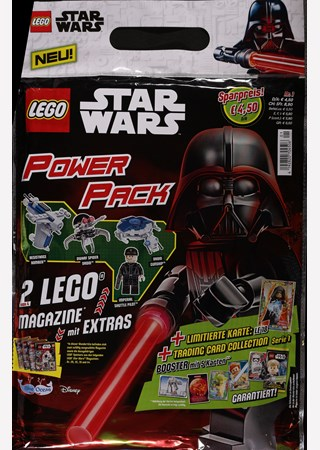 LEGO STAR WARS POWER-PACK