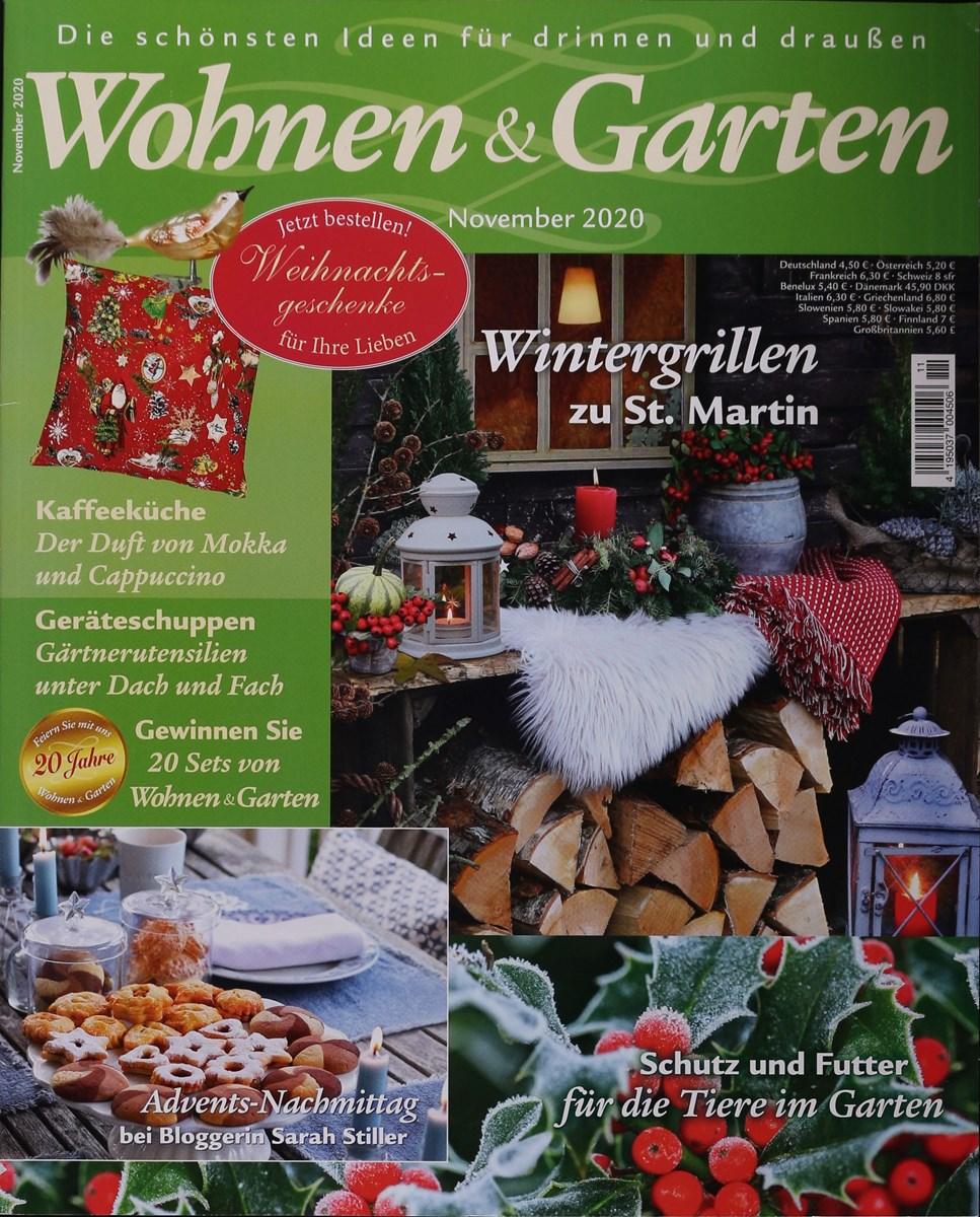 Wohnen Garten 11 2020 Zeitungen Und Zeitschriften Online
