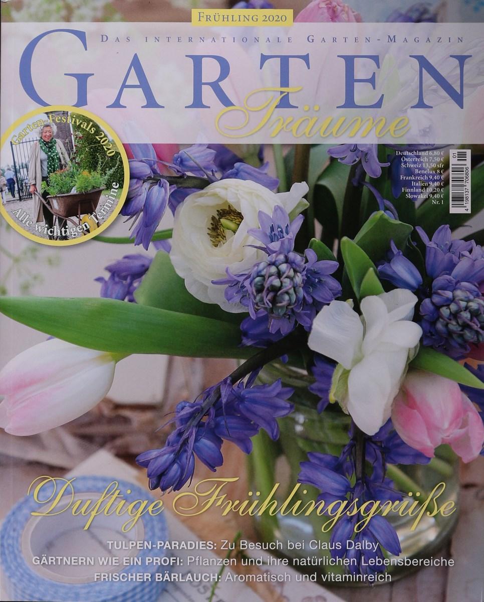 Garten Traume 1 2020 Zeitungen Und Zeitschriften Online