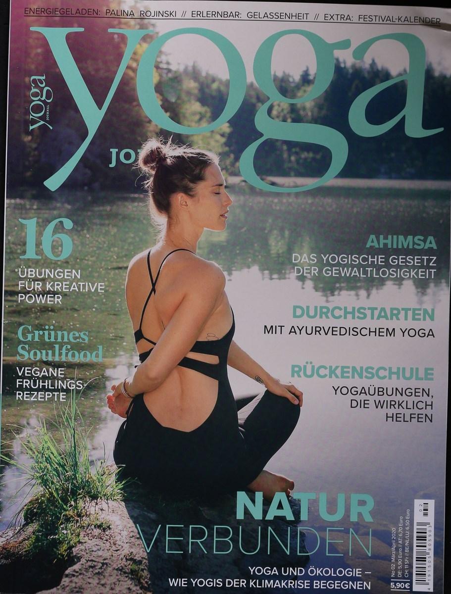 Yoga Journal 2 2020 Zeitungen Und Zeitschriften Online