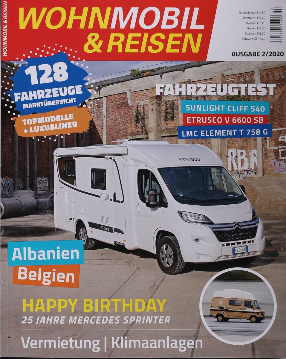 WOHNMOBIL & REISEN 10/100100 - Zeitungen und Zeitschriften online