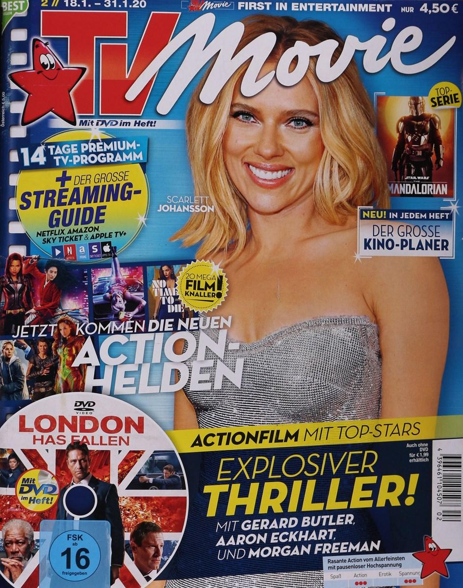 TV MOVIE MIT DVD 2/2020 - Zeitungen und Zeitschriften online