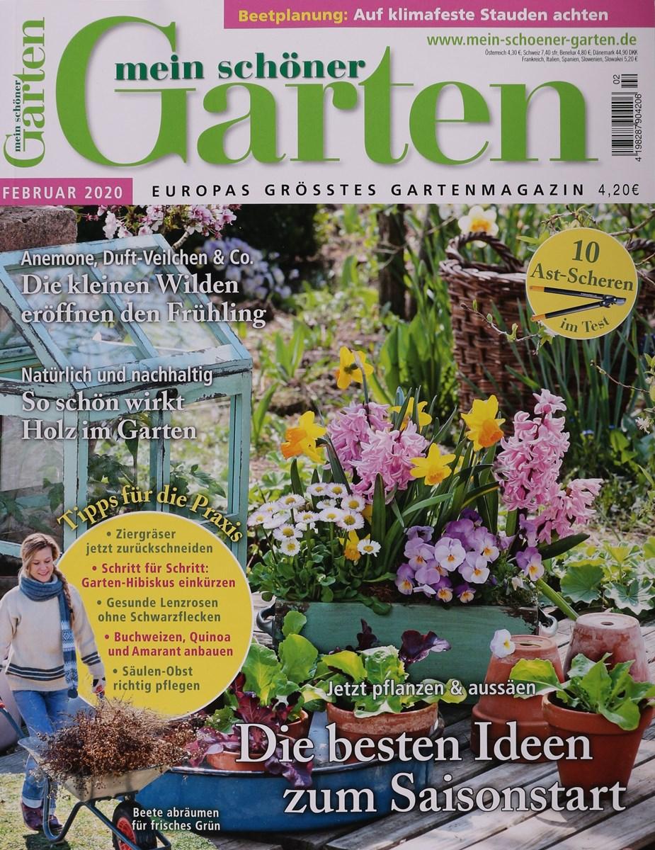 Mein Schoner Garten 2 2020 Zeitungen Und Zeitschriften Online