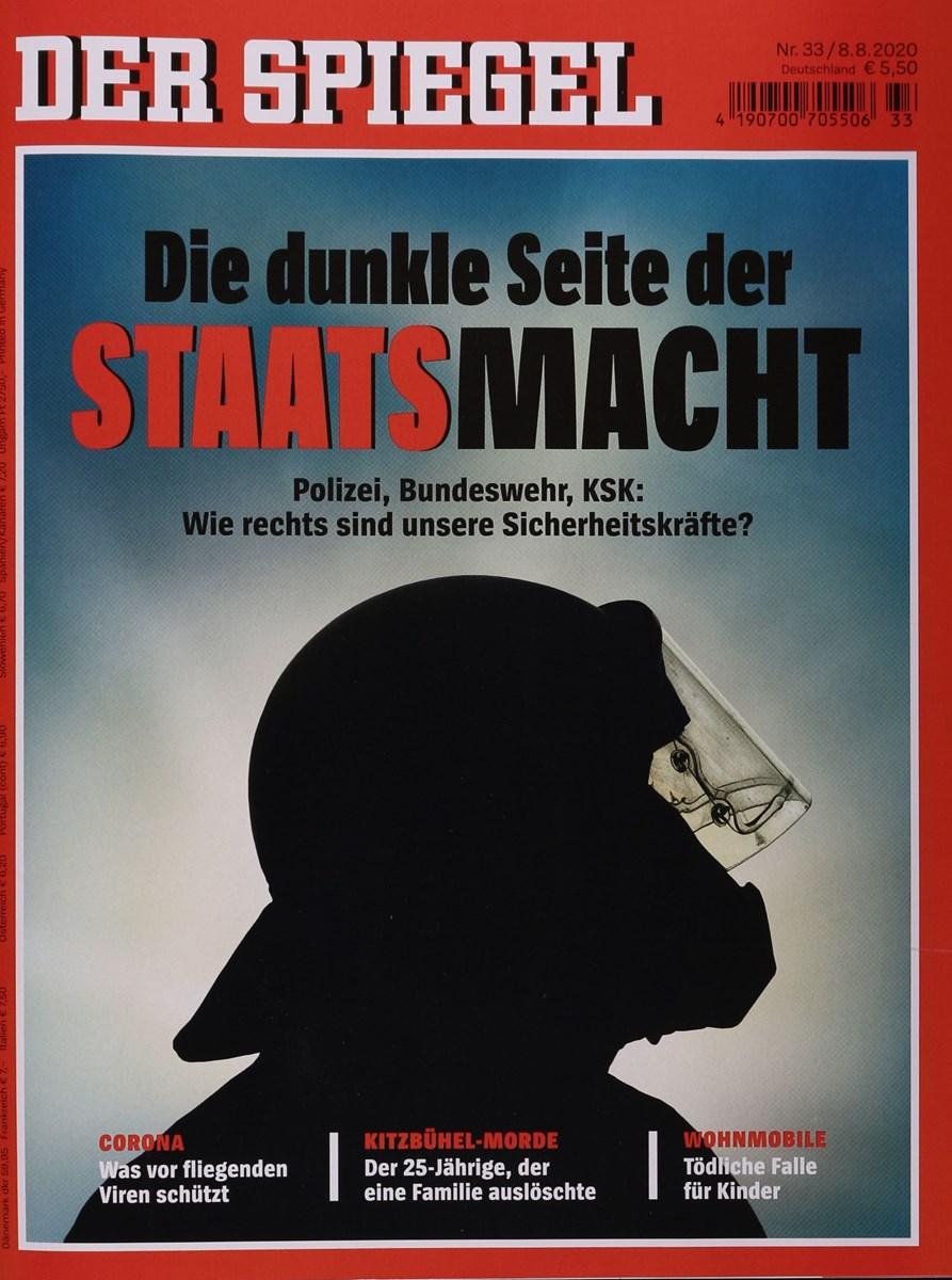 DER SPIEGEL 8/8   Zeitungen und Zeitschriften online