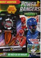 POWER RANGERS-DAS ULTIMATIVE MAGAZIN