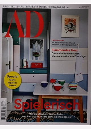 AD ARCHITECTURAL DIGEST