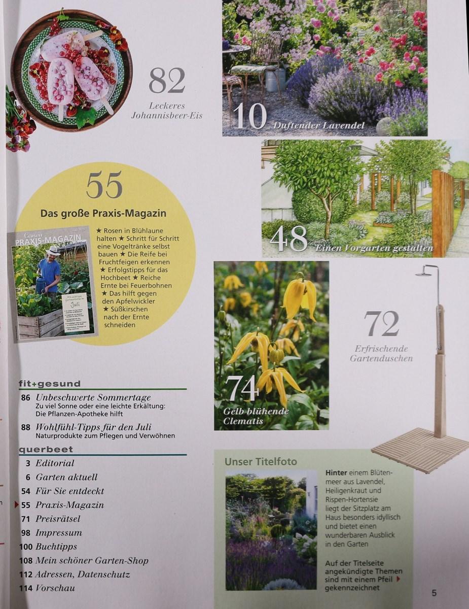 Mein Schoner Garten 7 2020 Zeitungen Und Zeitschriften Online